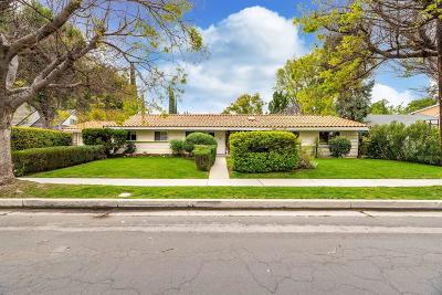 Woodland Hills Single Family Home For Sale: 23342 Mariano Street