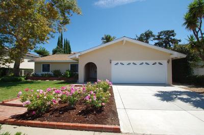 Thousand Oaks Single Family Home Active Under Contract: 885 Calle Pinata
