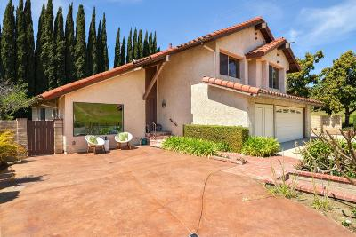 Thousand Oaks Single Family Home Active Under Contract: 3619 Avenida Verano