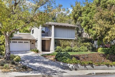 Westlake Village Single Family Home Active Under Contract: 2089 Woodburn Avenue