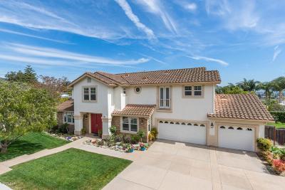 Camarillo Single Family Home For Sale: 500 Loma Drive