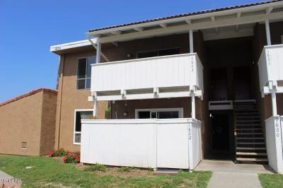 Ventura Condo/Townhouse For Sale: 1300 Saratoga Avenue #1603