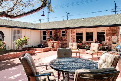 Ventura Single Family Home For Sale: 173 Redwood Avenue
