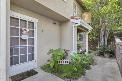 Simi Valley Condo/Townhouse Active Under Contract: 2731 Erringer Road #2
