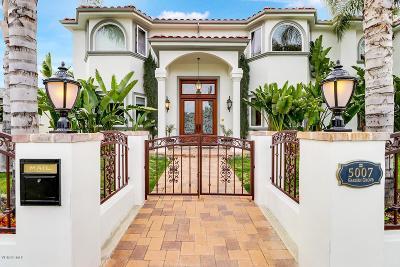 Tarzana Single Family Home For Sale: 5007 Garden Grove Avenue