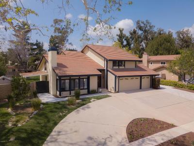 Simi Valley Single Family Home Active Under Contract: 3059 Evelyn Avenue