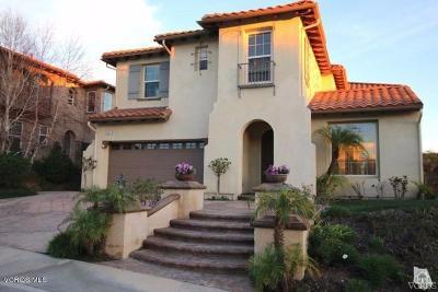 Simi Valley Single Family Home For Sale: 1834 Lakota Street