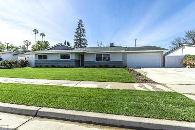Thousand Oaks Single Family Home For Sale: 169 Dena Drive