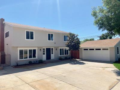 Simi Valley Single Family Home For Sale: 3404 Scofield Avenue