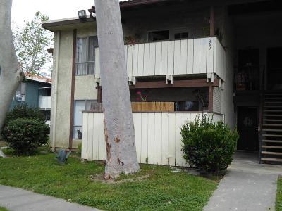 Ventura Condo/Townhouse For Sale: 1300 Saratoga Avenue #202
