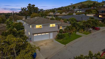 Ventura Single Family Home For Sale: 367 Lynn Drive