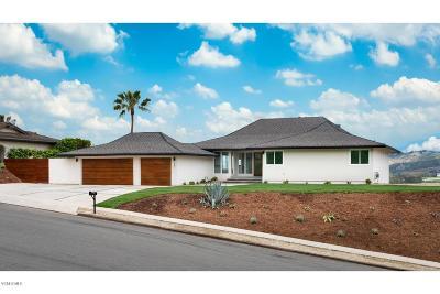 Camarillo Single Family Home For Sale: 687 Deseo Avenue