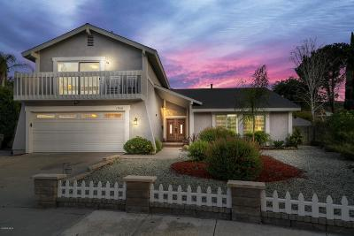 Thousand Oaks Single Family Home Active Under Contract: 1966 Chalon Court