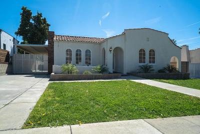 Glendale Single Family Home Active Under Contract: 1212 Western Avenue
