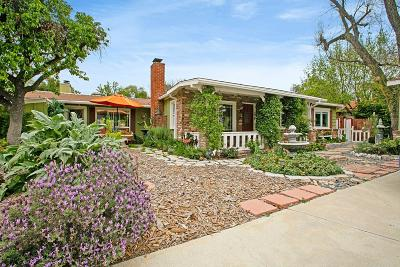 Agoura Hills Single Family Home For Sale: 5352 Lewis Road