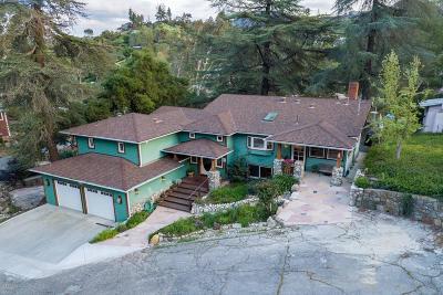 Agoura Hills Single Family Home For Sale: 2315 Terrace Lane