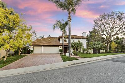 Agoura Hills Single Family Home Active Under Contract: 29412 Oakpath Drive
