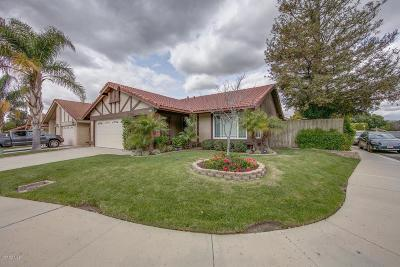 Moorpark Single Family Home For Sale: 13695 Blacksmith Court