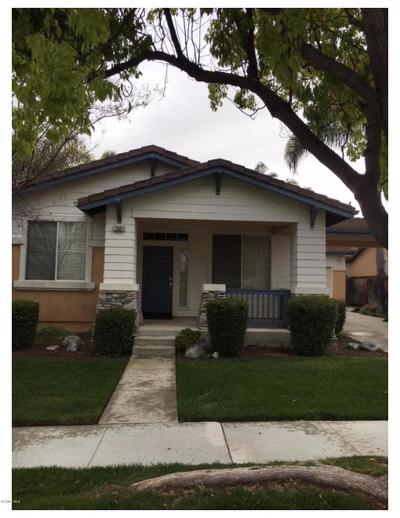 Ventura Single Family Home For Sale: 7801 Eisenhower Street