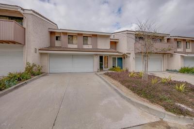Thousand Oaks Condo/Townhouse For Sale: 2001 Wheelwright Lane