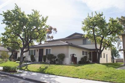 Ventura Condo/Townhouse Active Under Contract: 5180 Shenandoah Street
