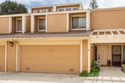Northridge Condo/Townhouse For Sale: 10050 Melinda Way #4