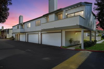 Simi Valley Condo/Townhouse Active Under Contract: 6458 Twin Circle Lane #3