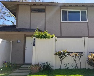 Agoura Hills Condo/Townhouse Active Under Contract: 28604 Conejo View Drive