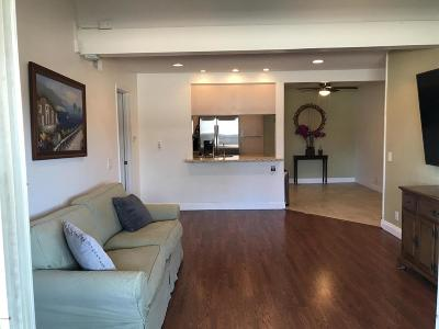Ventura Condo/Townhouse For Sale: 1300 Saratoga Avenue #111