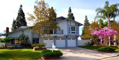 Camarillo Single Family Home For Sale: 1981 Calaveras Drive