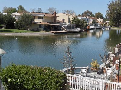 Camarillo Condo/Townhouse For Sale: 1710 East Shoreline Street East
