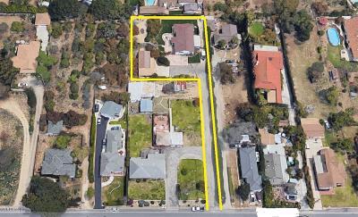Camarillo Single Family Home For Sale: 154 Anacapa Drive