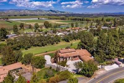 Camarillo Single Family Home For Sale: 1543 Ramona Drive