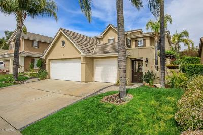 Thousand Oaks Single Family Home For Sale: 2920 Irongate Place