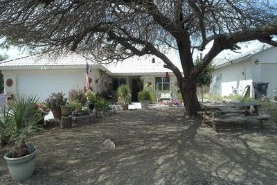 Desert Hot Springs Single Family Home For Sale: 13836 Quinta Way
