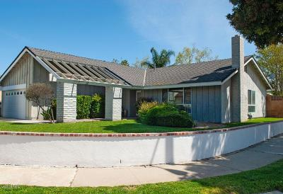 Simi Valley Single Family Home Active Under Contract: 2020 North Brower Street