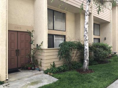 Calabasas Condo/Townhouse For Sale: 5512 Las Virgenes Road