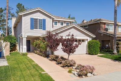 Simi Valley Single Family Home For Sale: 1284 Hobbit Court