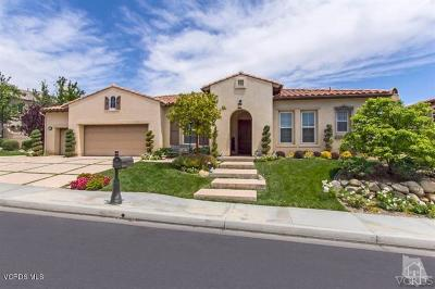 Simi Valley Single Family Home For Sale: 4330 Copperstone Lane