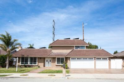 Simi Valley Single Family Home For Sale: 3025 Peoria Avenue