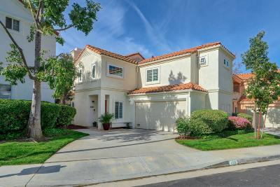 Calabasas Single Family Home For Sale: 4311 Willow Glen Street