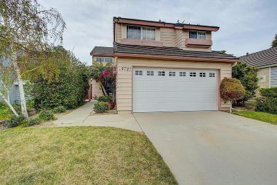 Simi Valley Single Family Home Active Under Contract: 2727 Cimmaron Avenue