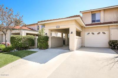 Moorpark Single Family Home Active Under Contract: 4856 Elderberry Avenue