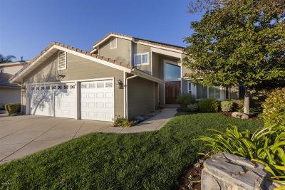 Thousand Oaks Single Family Home For Sale: 5 Faculty Court