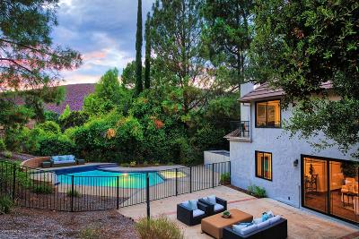 Westlake Village Single Family Home For Sale: 4196 Summit Ridge Court