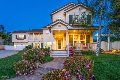 Simi Valley Single Family Home Active Under Contract: 3490 Sunset Place