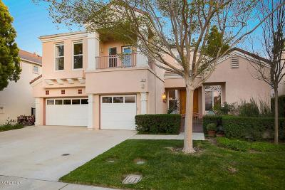 Moorpark Single Family Home For Sale: 11402 Broadview Drive