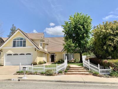 Agoura Hills Single Family Home For Sale: 29155 Quail Run Drive