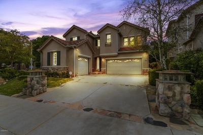 Simi Valley Single Family Home For Sale: 96 East Boulder Creek Road