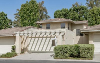 Ventura Condo/Townhouse Active Under Contract: 6783 Sargent Lane